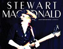 Stewart MacDonald Catalog Design