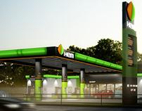 HEM Petrol Station