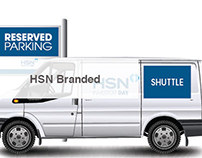 HSN Branded Collateral