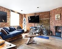 Archer Street Apartment