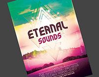 Eternal Sounds Flyer
