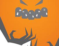 The Great Pumpkin Massacre Poster