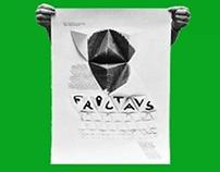 Fractal Geometry Poster