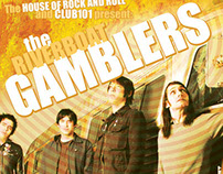 Flyer: The Riverboat Gamblers