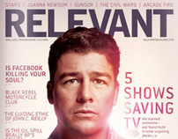 Relevant Magazine Sep/Oct 2010 Cover - Kyle Chandler
