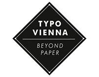 Typo Vienna: Beyond Paper