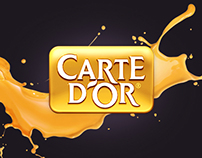 Carte D'or launch in Russia