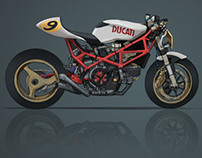Moto Illustration