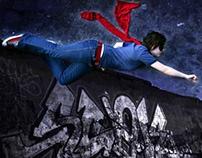 Obscure Super Hero: A Graphic Novella