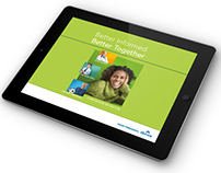 Kaiser Permanente iPad Communication Sales Tool