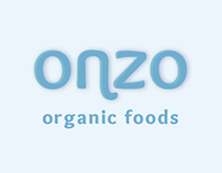 Onzo Muffin Mix Packaging