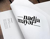 Nadja Mayer / 2013