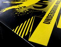 Underground Music Branding and Promo CDs