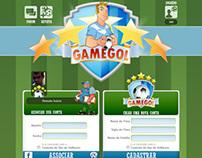 INTERFACE PARA SOCIAL GAME