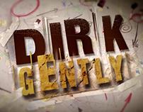 Dirk Gently Season 2 titles