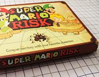 Super Mario Risk / Juego de Mesa
