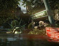 Crysis 2 - Corporate Collapse
