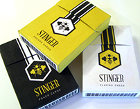 Stinger Playing Cards