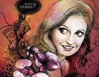 VANDA ASTROLOGY - DIGIPACK
