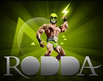RODDA Rebranding