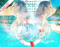 S.W.I.M - Summer's Wildest Impulsive Mixes - Flyer