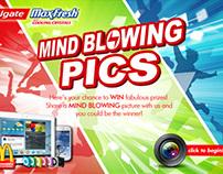 Colgate MaxFresh Mind Blowing Pics