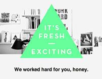 OUR NEW STUDIO WEBSITE