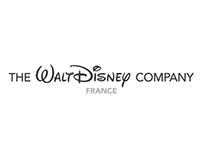 The Walt Disney Company France rebranding