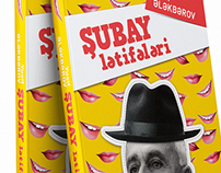 Shubay's Jokes Book Cover