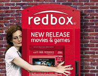 Redbox Brand Identity