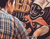 Story of a Chalkboard