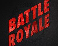 Battle Royale - Alternative Movie Poster