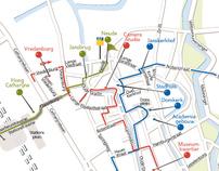 Wandelkaart Kijk op Utrecht