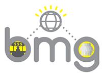 Bourne Marketing Group Logo Alteration.