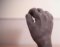 A creative hand