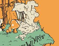 Neutral Milk Hotel : Band Poster