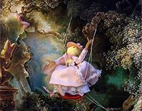 Washington Post Peeps Diorama Contest
