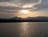 Sunset ( taken by Nokia N8 )