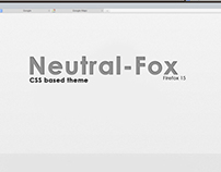 Neutral- Firefox CSS Experiment + Download