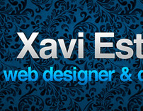 Xavi Esteve Business Cards