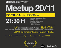 Behance_In_Portugal-Be-In-Talks with Alva Design Studio