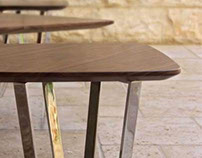 Fratelli, Coffee tables