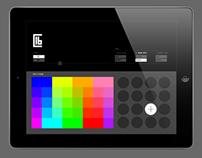 C16: Audioreactive lamp & iOS remote