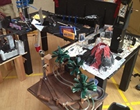 Rube Goldberg Competition 2013