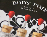 Body Time winter catalog