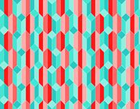 geometric things (illustration)