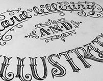 Hand Lettering & Illustration