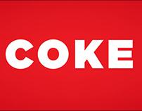 Coca Cola Rebrand Concept