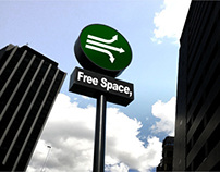 free space,