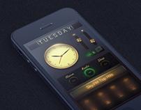 Alarm Radio App redesign
